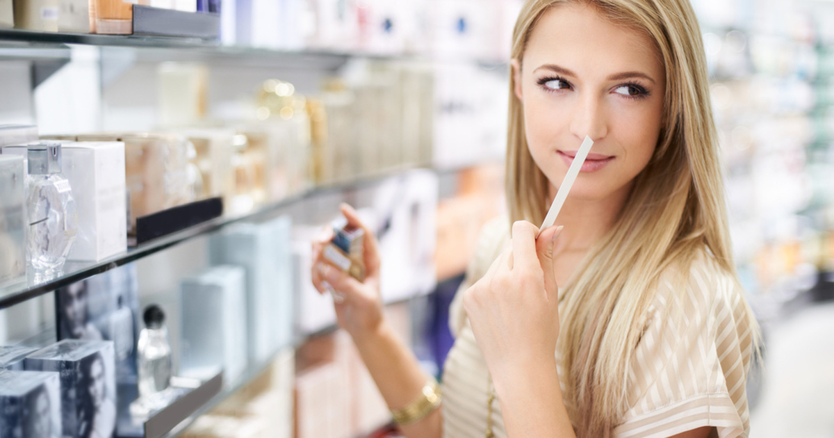 Jak wybrać perfumy: wskazówki