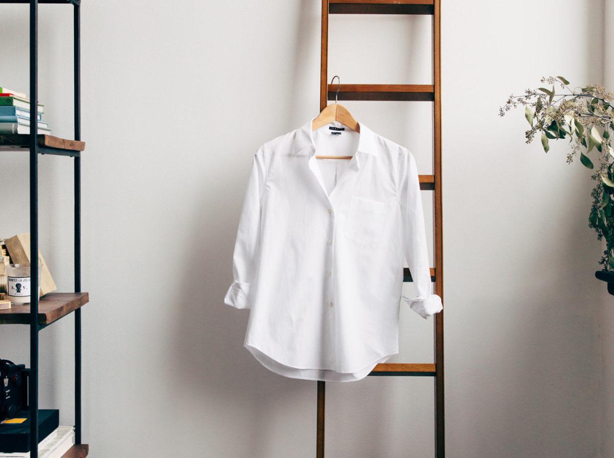 Biała koszula Business Interview